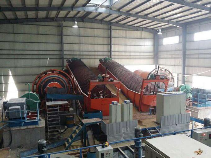 Durable Processing Equipment Mineral Feldspar Processing Corporation