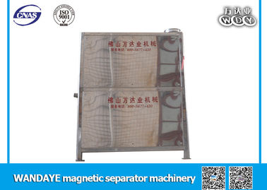 Low Power Permanent Magnetic Separator Energy Saving For Fine Material