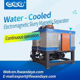 Automatic Wet High Intensity Electromagnetic Separator equirement  For Kaolin Clay feldspar quartz\ceramic  slurry