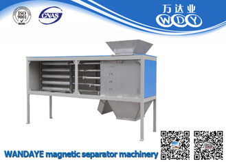 High Gradient 5 Layer Drawer Magnets Cabinet Iron Remover Equipment