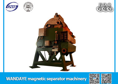 1250mm Magnetic Equipment , Low Intensity Magnetic Separator 1200A