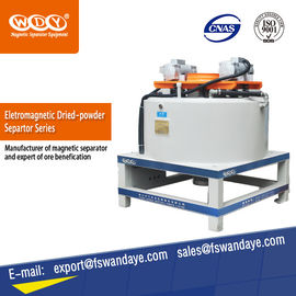 model 11A430 Low Power Dry Powder Magnetic Separator Machine For Iron Ore Easy Maintain applied feldspar,quartz,kaolin